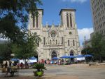 San Fernando Cathedral, Main Plaza, San Antonio, Texas