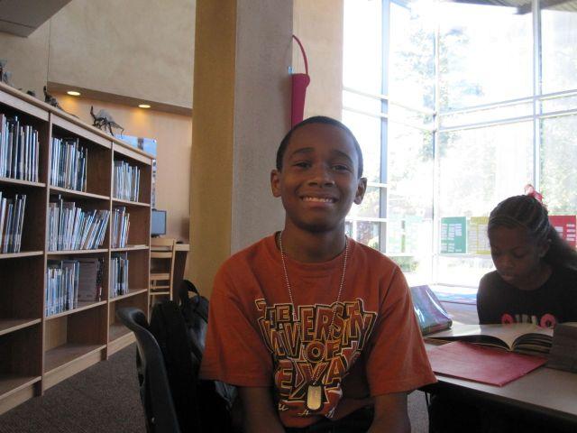 IDEA Public Schools IDEA Carver Academy San Antonio Texas public open enrollment charter school accelerated reading zone library