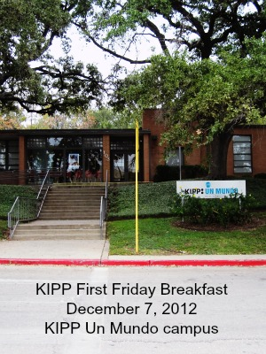 KIPP San Antonio charter school elementary kindergarten Tuleta Drive high performing dual language