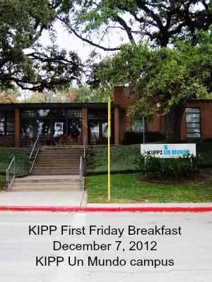 KIPP San Antonio charter school elementary kindergarten Tuleta Drive high performing dual language