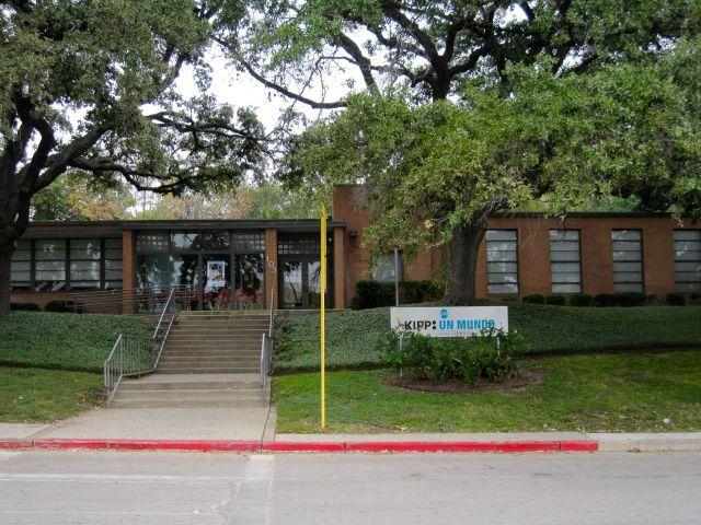 KIPP: San Antonio open enrollment charter school high performing KIPP Un Mundo dual-language elementary kindergarten