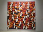 """Toucans"" by Hunt Slonem at the San Antonio Museum of Art"