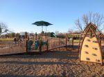 Playground at Woodlawn Lake Park San Antonio Texas