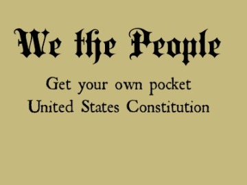 We_the_People get your own pocket Constitution