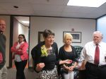 Senator Donna Campbell at district office opening District 25 San Antonio Texas