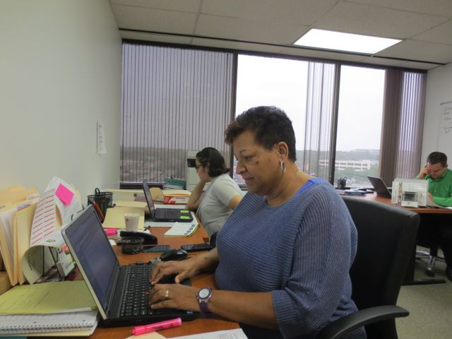 Rosalind Thompson Head of Operations BASIS San Antonio  Texas charter school