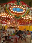 Carousel at Kiddie Park PicaPica at PicaPica Plaza San Antonio Texas