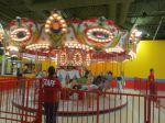 Carousel at Kiddie Park PicaPica Plaza San Antonio Texas