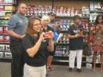 Academy gift cards for IDEA Carver students to buy San Antonio Spurs gear for NBA Finals | San Antonio Charter Moms
