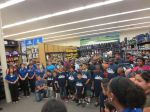Academy helpers and IDEA Carver students ready to shop for San Antonio Spurs gear for NBA Finals | San Antonio Charter Moms
