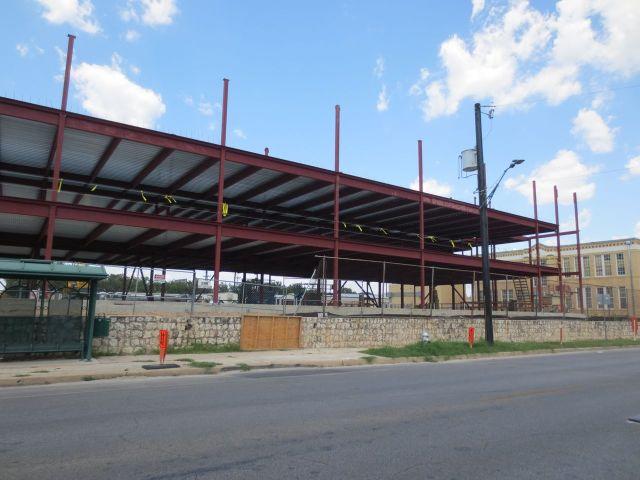 Hawthorne Academy San Antonio ISD construction in-district charter SAISD Bond 2010