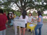 BASIS San Antonio Boosters fundraising at movie night at Woodlawn Lake Park | San Antonio Charter Moms