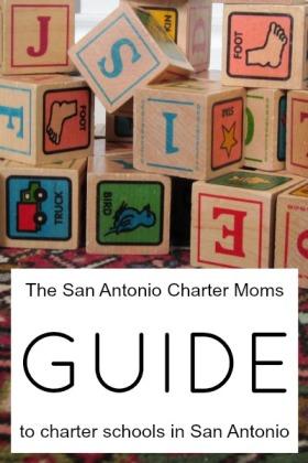 San Antonio Charter Moms guide to charter schools in San Antonio