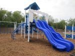 IDEA South Flores playground |San Antonio Charter Moms