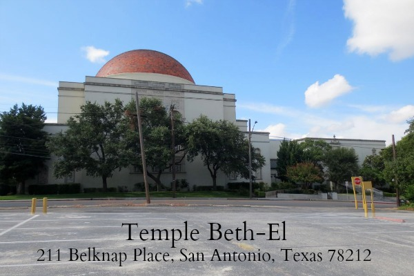 Temple Beth-El San Antonio, Texas: possible location for Great Hearts Texas | San Antonio Charter Moms