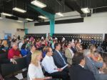 Guests at BASIS San Antonio dedication ceremony | San Antonio Charter Moms