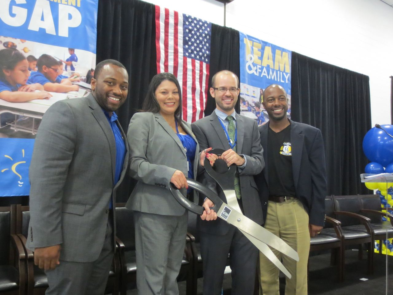 Idea South Flores Ribbon Cutting Launches A New Generation