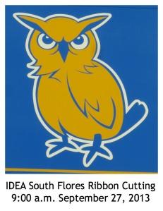 IDEA South Flores ribbon cutting September 27 2013 |San Antonio Charter Moms