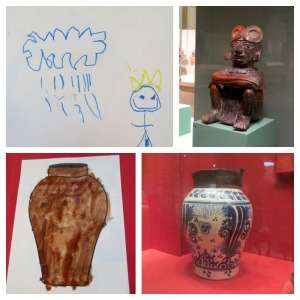 Homeschooling: at the art museum | San Antonio Charter Moms