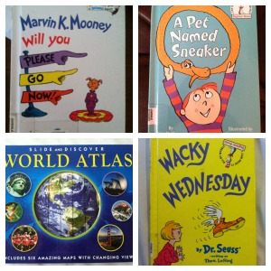 Homeschooling: library books | San Antonio Charter Moms