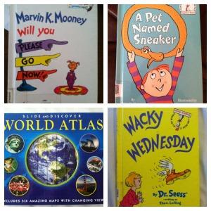 Homeschooling: library books   San Antonio Charter Moms