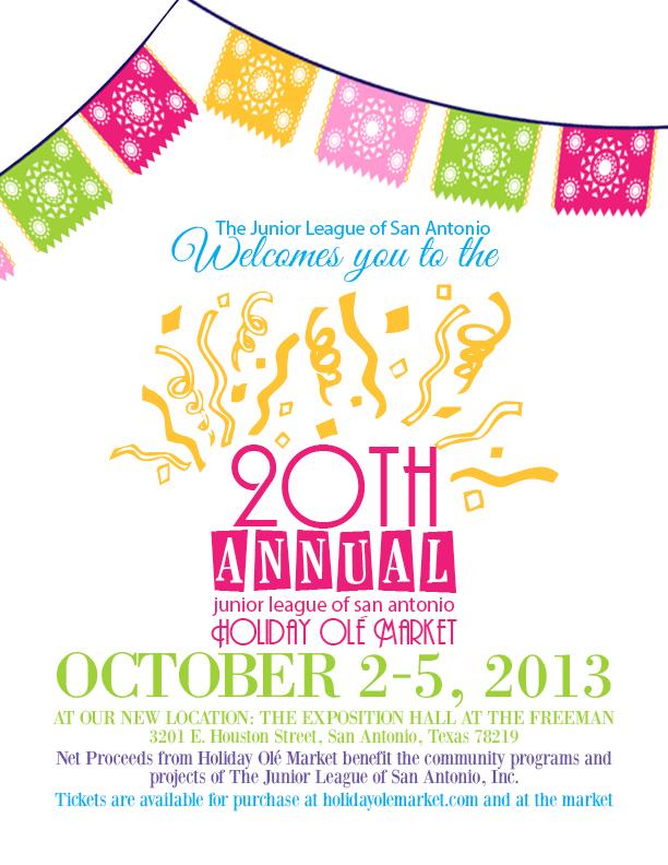 Holiday Ole 2013 - Junior League of San Antonio