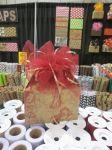 Under Wraps gable box at Holiday Ole Market 2013 - Junior League of San Antonio   San Antonio Charter Moms