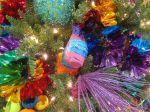 Junior League of San Antonio - Holiday Ole Market 2013 tree pinata   San Antonio Charter Moms