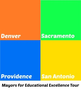 Mayor Julian Castro in Denver for the Mayors for Educational Excellence Tour (MEET) | San Antonio Charter Moms
