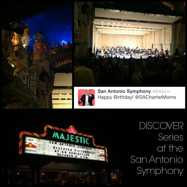 DISCOVER Series at the San Antonio Symphony: help your kids explore classical music |San Antonio Charter Moms