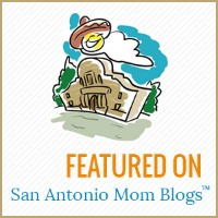 Featured on San Antonio Mom Blogs