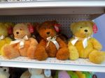 Gifts for little ones: bears - at From Me To You c/o Big Brothers Big Sisters of South Texas | San Antonio Charter Moms