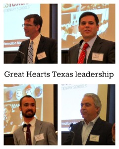 Great Hearts Texas leadership team | San Antonio Charter Moms