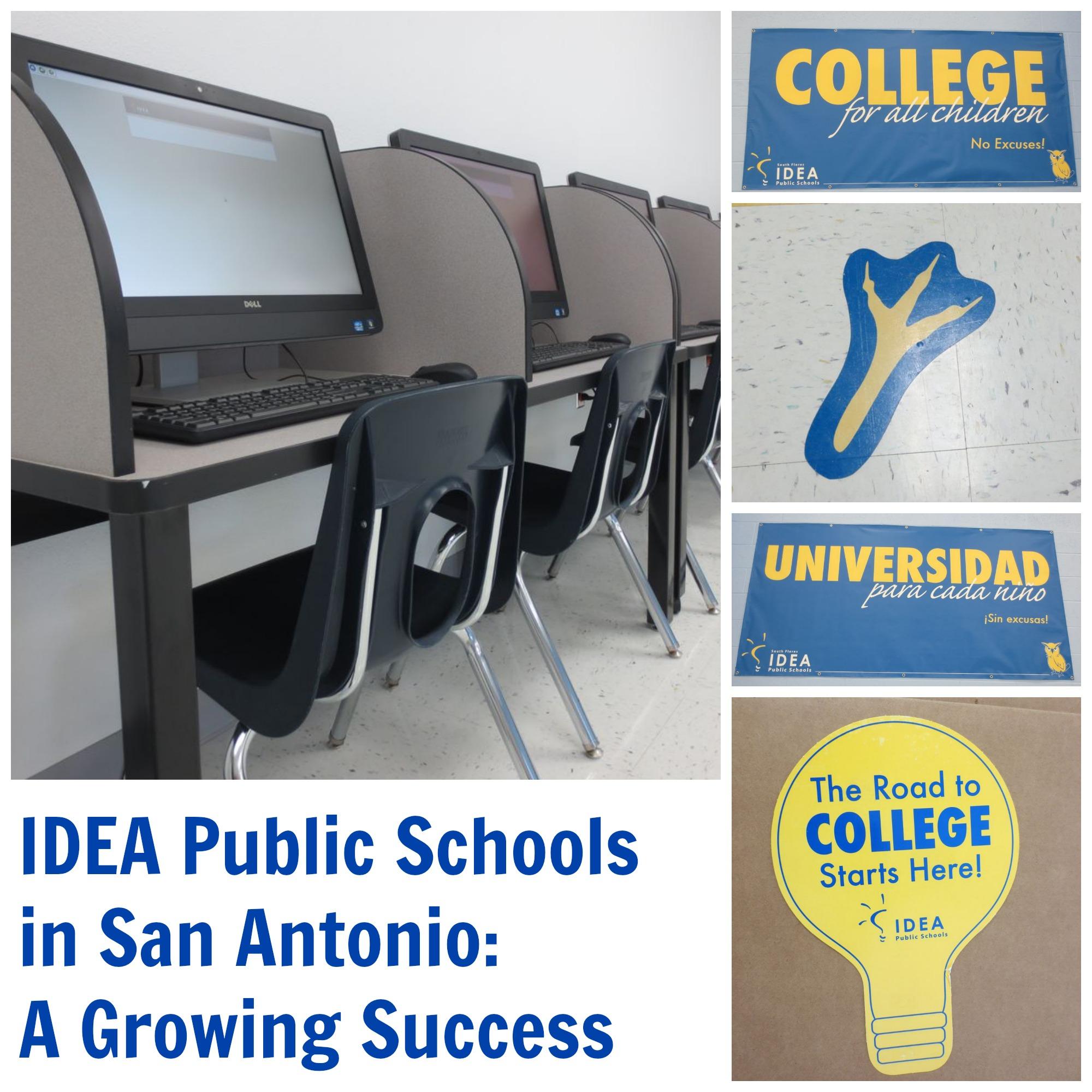 Idea Public Schools A Growing Success In San Antonio