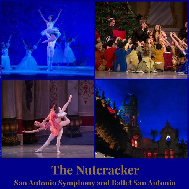 The Nutcracker with the San Antonio Symphony and Ballet San Antonio | San Antonio Charter Moms