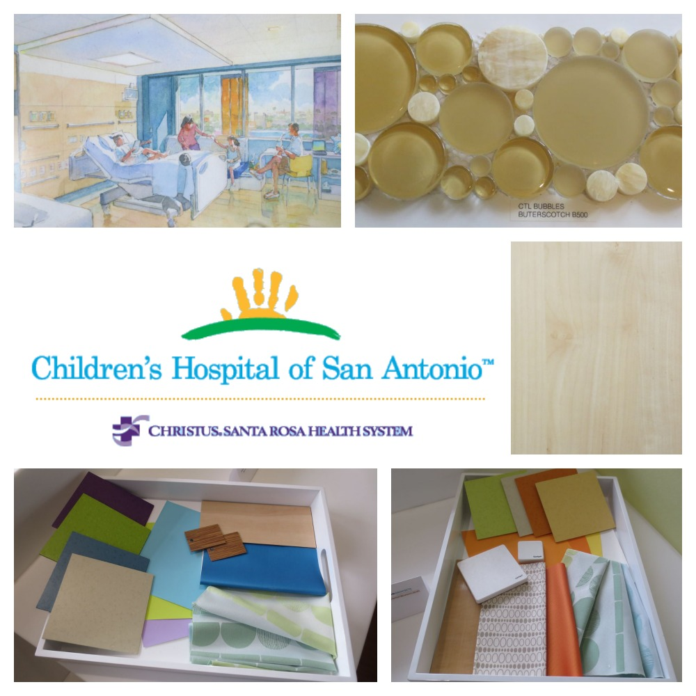 Transformation in progress at children s hospital of san for Rooms to go kids san antonio