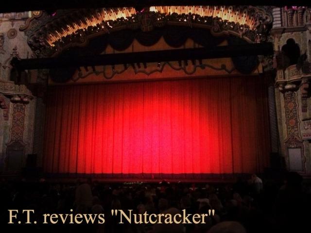 "F.T. reviews ""Nutcracker"" | San Antonio Charter Moms"