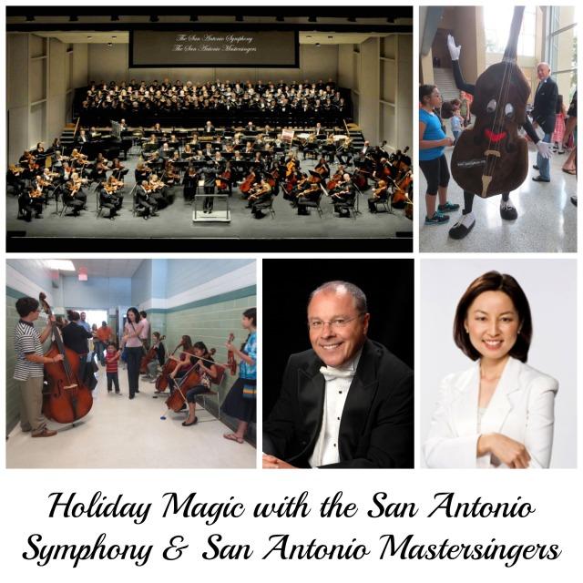 Holiday Magic with the San Antonio Symphony and San Antonio Mastersingers   San Antonio Charter Moms