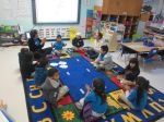 circle time at KIPP Un Mundo | San Antonio Charter Moms