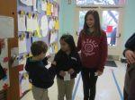 six-year-old tour guides at KIPP Un Mundo | San Antonio Charter Moms