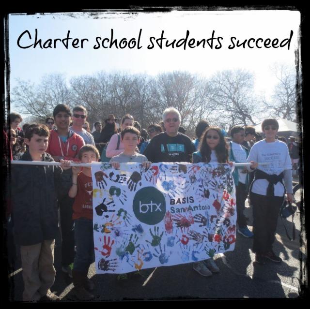 Charter school students succeed | San Antonio Charter Moms