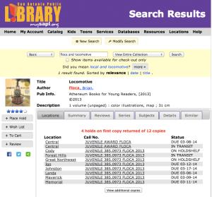 Search results in the San Antonio Public Library online catalog   San Antonio Charter Moms