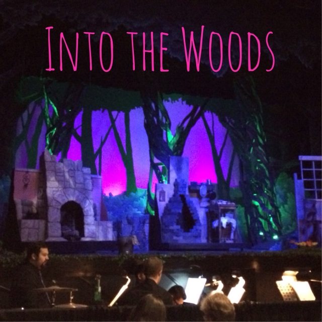"F.T. reviews ""Into the Woods"" at the Woodlawn Theatre 