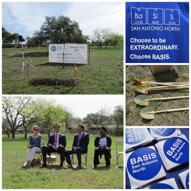 BASIS San Antonio North groundbreaking | San Antonio Charter Moms