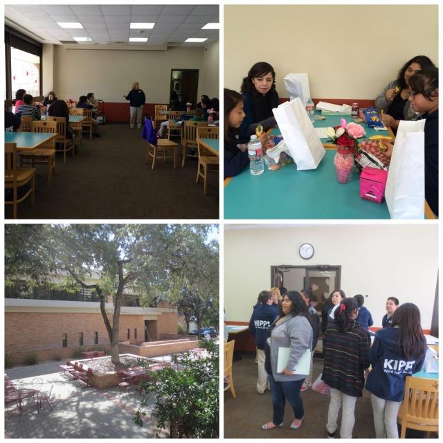 InspireU: KIPP Camino at UTHSCSA   San Antonio Charter Moms