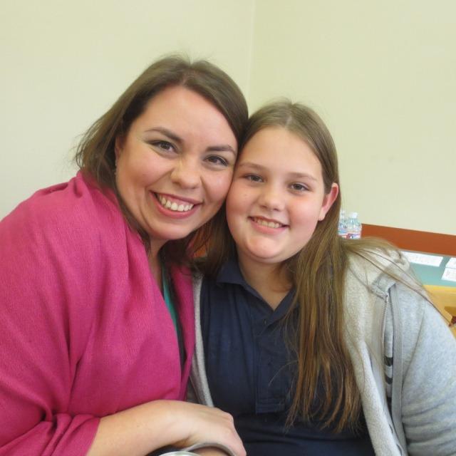 InspireU: Kristen Zapata and Eve Lutich | San Antonio Charter Moms