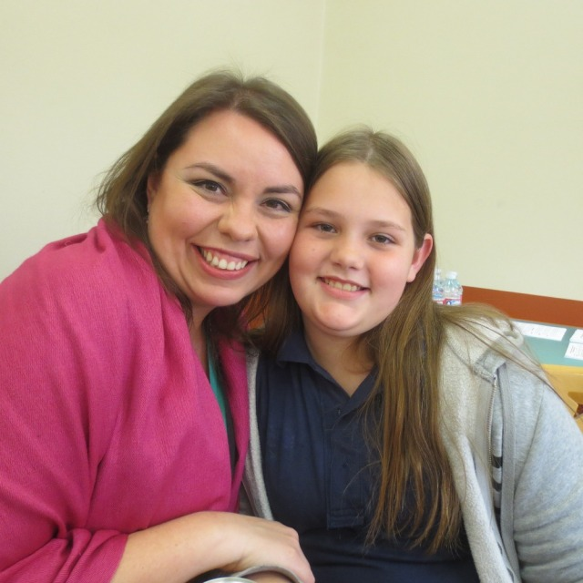 InspireU: Kristen Zapata and Eve Lutich   San Antonio Charter Moms