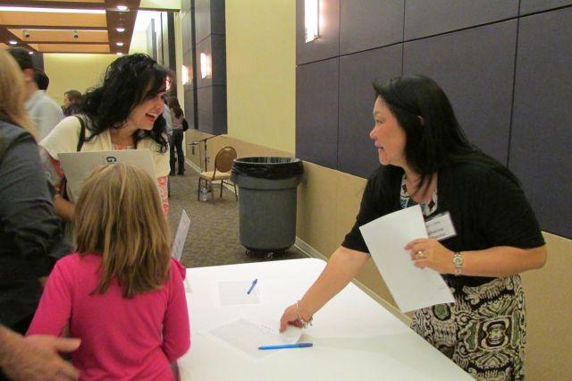 Katherine Sarbacker, Great Hearts parent   San Antonio Charter Moms