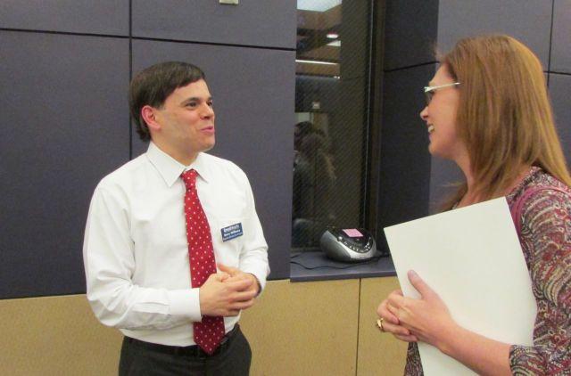 David Williams, Executive Director, Great Hearts San Antonio   San Antonio Charter Moms