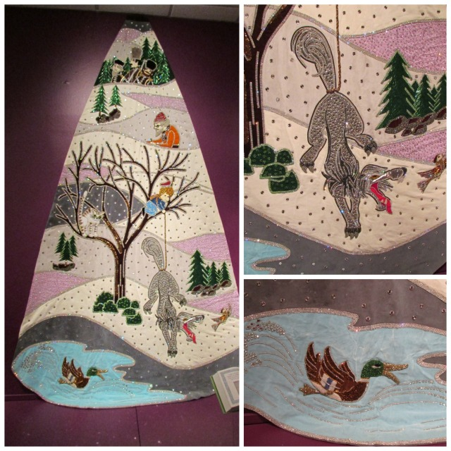"""Peter and the Wolf dress """"Fairytale Fiesta"""" at the Witte Museum 